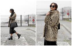 Bárbara Marques - Asos Coat, Suiteblanco Culottes, Primark Bag, Zaful Boots, Miu Sunglasses - Dear Stupid machine