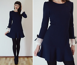 Kary Read♥ - Dress - Sammydress♥Preppy Dress