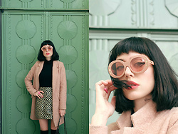 Amy Roiland - Poppy Lissiman Sunglasses - Green POP
