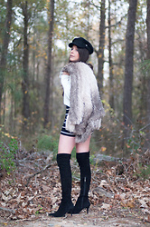 Erika Marie -  - A Winter Walk in the Woods
