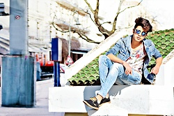 Hamza En Or -  - Stylestreet fashion