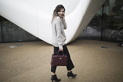 Karolina Gespucci - Marc B Bag - Serpentine, London