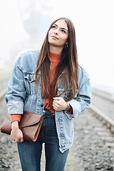 Jeany Roge -  - Denim on Denim