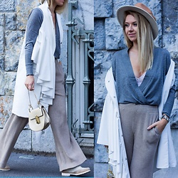 The Blonde Bliss - Chloé Bag, All Details On, The Blonde Bliss Hats Hat - Comfy look