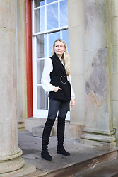 Marika - Dune London Boots, All Outfit Details - Cheshire