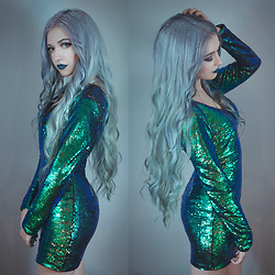 Anya Anti - Pretty Attitude Mermaid Dress - Mermaid dress