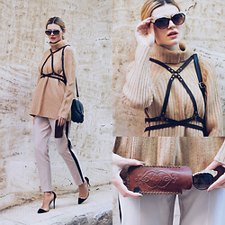 Maria Vidrasco - Boho Mantra (Leather Harness), Aloha Eyes, Singulars (Glasses Case), (Similar), (Similar), New Chic - SURVIVOR
