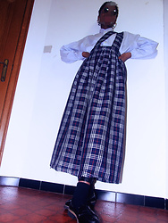 Trendsetter - Diy Blouse, Shoediscount Shoes, Diy Skirt - English school girl