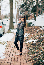 Gabrielle L. - Free People Long Green Sweater - Free people favorite