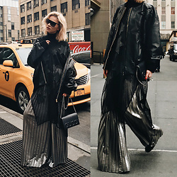 Juliett Kuczynska -  - Daft Punk - One More Time / maffashion NYFW
