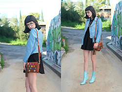 Amy Roiland - Poppy Lissiman Bag - I know you!