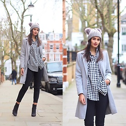 Patricia B -  - What's Trending Now: Gingham