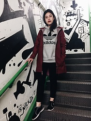 Michelle L. - Kuhl Jacket, Adidas Hoodie - Spin