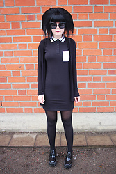 Panda . - Quay Sunglasses, Monki Dress, Asos Shoes - MONKI GIRL