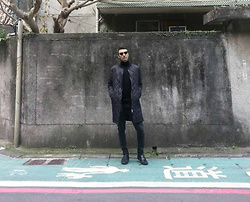 Marco Santaniello - Zara Turtle Neck - MIB in Taipei