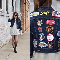 Tracie Marie - Vintage Denim Jacket - Good Together - HONNE