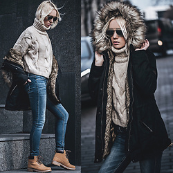 Oksana Orehhova -  - CAN'T GO WRONG WITH PARKA
