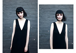 Amelia Goldie - Tobi Black Dress - To Here Knows When