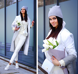 Anna Mour ♥ -  - Sport chic