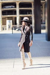 Jenn I - Hard Brimmed Hat - Stealth Mode