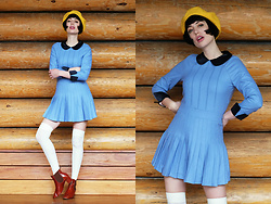 Amy Roiland - Dress - Wood is my color
