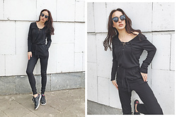 Christina Dafina - Chicme Jumpsuit - Chicme Jumpsuit