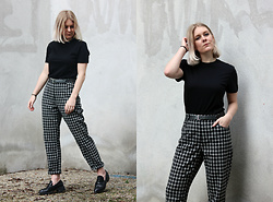 Manon Dijkhuizen - Vintage Pants, Zara Shoes - New Pants? Check!