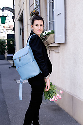 Margot Guilbert - Matt & Nat Azur Backpack - The right backpack {Ethical, Practical, Pastel}