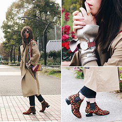 Mizuho K - Zaful Leopard Print Splicing Stitching Ankle Boots, Xoxohilamee More Details On, Andreas Ingeman Watch - 2017/03/18
