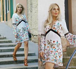 Scarlett Vargas - Asos Dress, Aquazzura Shoes - Spring Mood