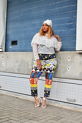 The Curvy Chapter Saskia - Marina Rinaldi - TRIBAL PRINTS