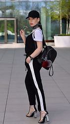 Laura Veronica - H&M Hat, H&M Shirt - Sporty Chic
