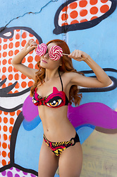 Irina Petrova - Iron Fist Clothing Soul Stealer Bikini - Hypno Candies