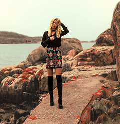 Elin Hansson - Blouse, Skirt - Something just like this