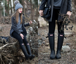 Martyna Piotrowska - Hunter Wellingtons - HUNTERS