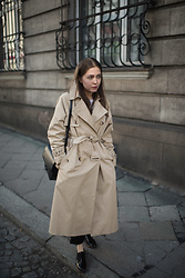 Kasia Szymków -  - The Trench Coat #2