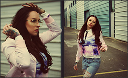 Szymka Szymka - Rosegal Glasses, Rosegal Extensions - Pastel Love