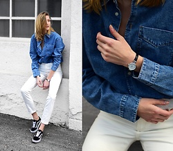Katarina Vidd - Vans Old Skool, All On My Blog - Unisex clothing.