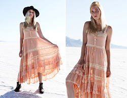 Erica Davidge - Spell Designs Prairie Sun Dress - Sun Dress