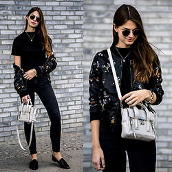 Jacky - Ray Ban Sunglasses, Lee T Shirt, Lee Jeans, 3.1 Phillip Lim Bag -  Mini Pashli