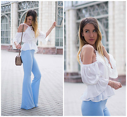Jane D -  - Flared trousers