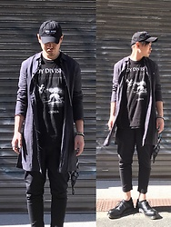 ★masaki★ - Kollaps New Wave ニュー ウェーヴ, By H Long Shirts, Joy Division Closer, Chapter Chino, Dr. Martens Steal Toa 3hole - Trash style 149