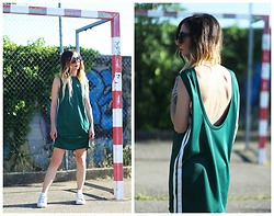 Lily Chelmey - Asos Dresses, Adidas Sneakers - Goal