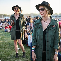 Lavie Deboite -  - Festivallook
