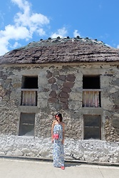 Cassey Cakes - H&M Sandals - When in Batanes: Stone Houses