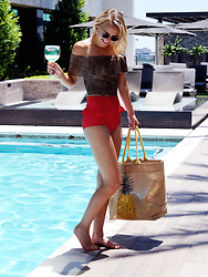 Susanne Bender - Warby Parker Sunglasses, Kortni Jeane Bikini, Pineapple Bag - Mix & Match!