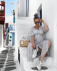 Stylingliebe -  - MYKONOS CITY LOOK