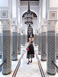 Tina Lee -  - La Mamounia Marrakech
