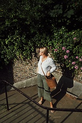 Joanne Christina Lewis - Next Culottes - THE ROPE SANDALS ON EVERY BLOGGERS FEET