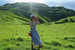 Cassey Cakes - Zara Matching Set, H&M Sandals - When in Batanes: Rolling Hills